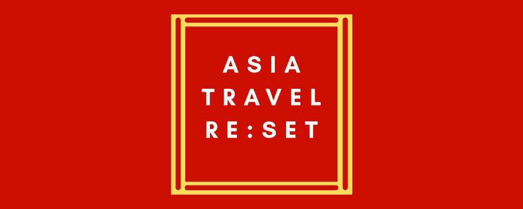 Asia Travel Re:Set Banner Logo