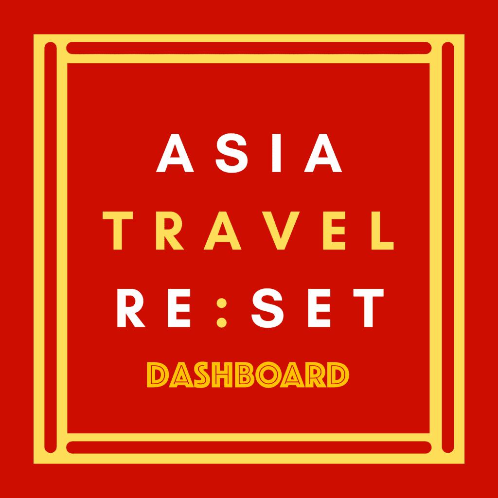 Asia Travel Re:Set Dashboard Logo