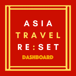 Asia Travel Re:Set Dashboard Logo