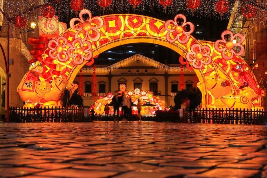 Chinese New Year in Macau
