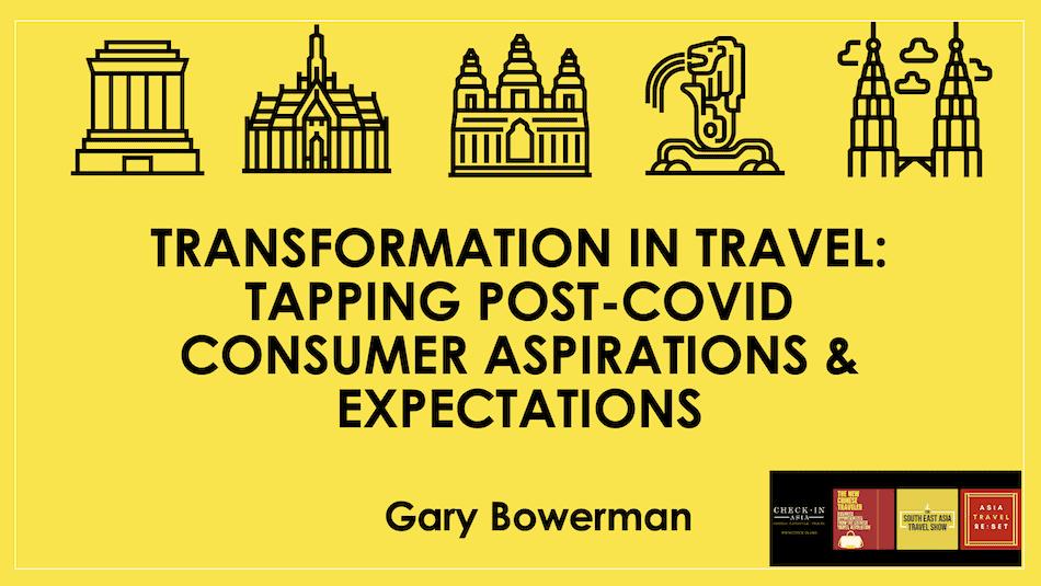 ASEAN Tourism Research Association Annual Forum 2021 Gary Bowerman