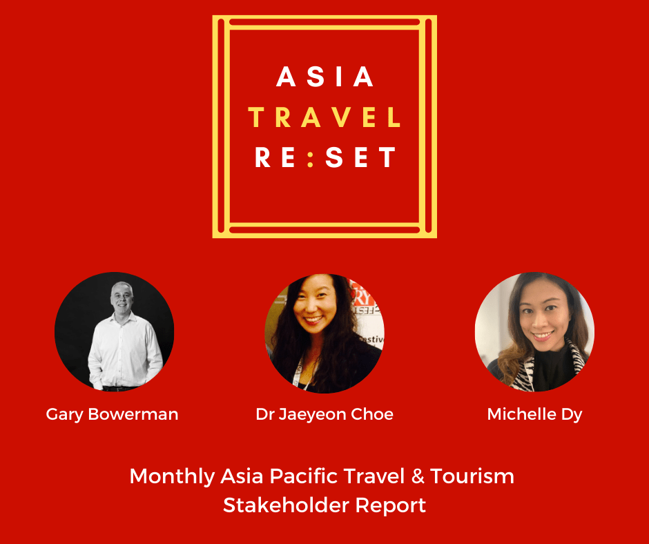 Asia Pacific Travel & Tourism Stakeholder Report